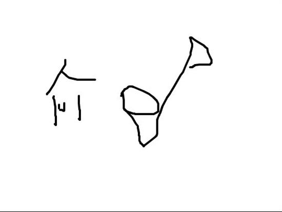 儿童简笔画童年放风筝分享展示