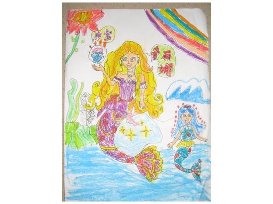 芭比公主·美人鱼
